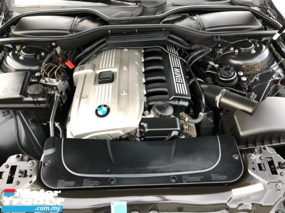 2006 BMW 7 SERIES 730LI 3.0 E66 KEYLESS SUNROOF CKD LOCAL
