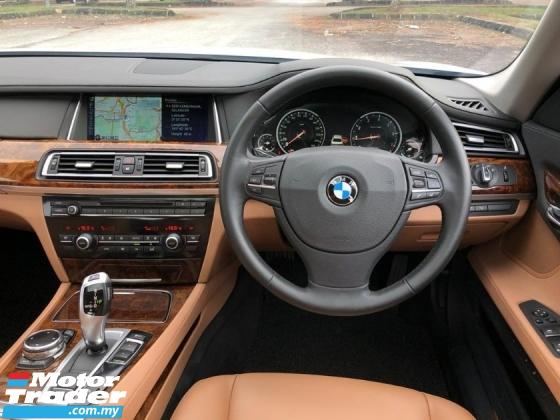 2014 BMW 7 SERIES 730LI 3.0 F02 LCI FL  VACUM/DOOR SUNROOF CKD LOCAL