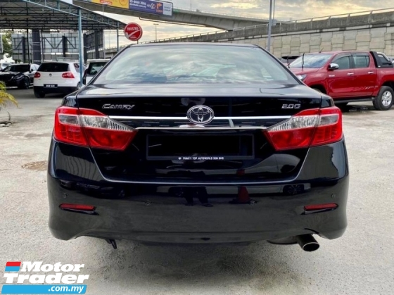 2014 TOYOTA CAMRY 2.0 G FACELIFT