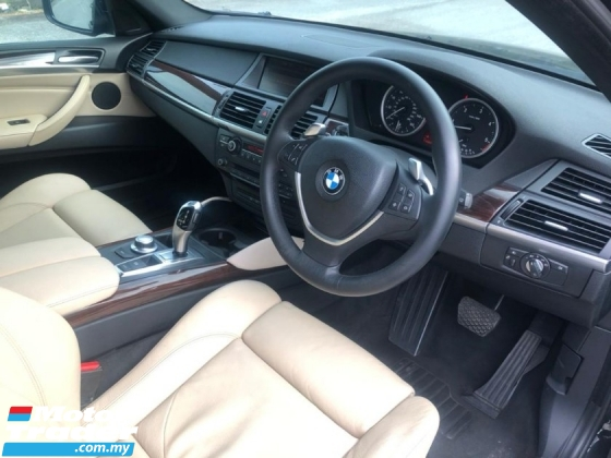2008 BMW X6 XDRIVE35D 3.0 DIESEL UK SPEC SUV WITH NICE NUMBER