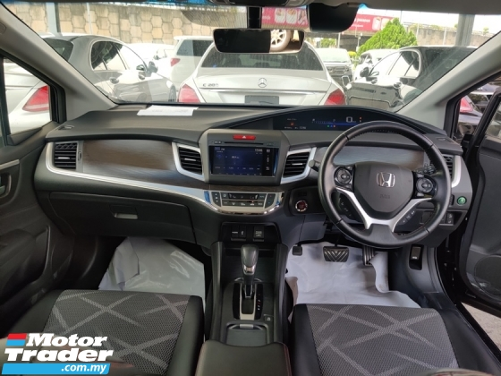 2015 HONDA JADE 1.5 RS TURBO 5 YEARS WARRANTY