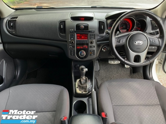 2012 KIA FORTE 1.6 (A) SX 1 Owner Only Push Start Button TipTop