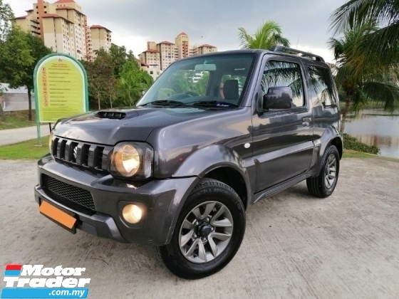 2015 SUZUKI JIMNY JLX New Facelift (A) Car King, Origin Color