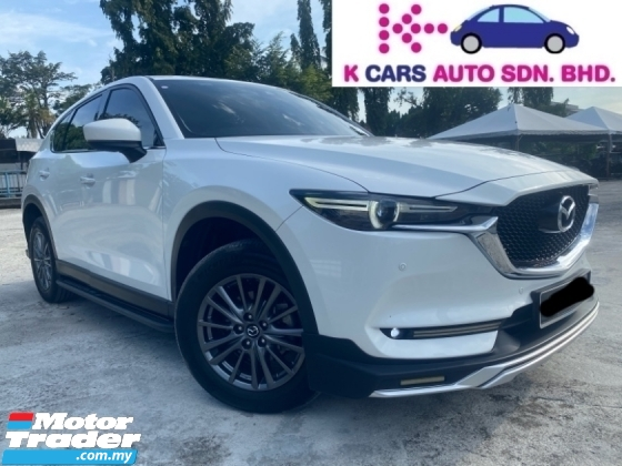 2018 MAZDA CX-5 2.0 GLS (A) FULL SERVICE RECORD UNDER WARRANTY
