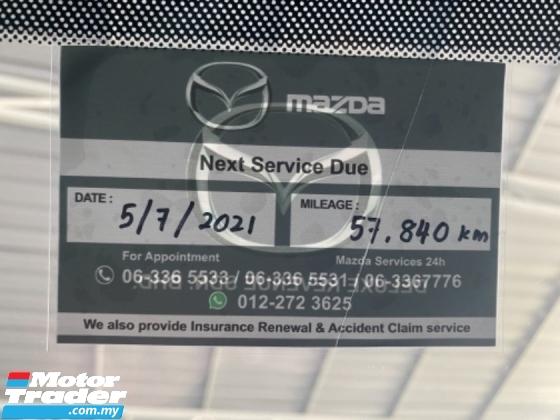 2018 MAZDA CX-5 2.0 GLS (A) FULL SERVICE RECORD UNDER WARRANTY