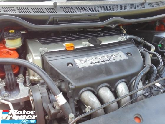 2010 HONDA CIVIC 2.0 S i-VTEC FACELIFT P/Shift MUGEN RR