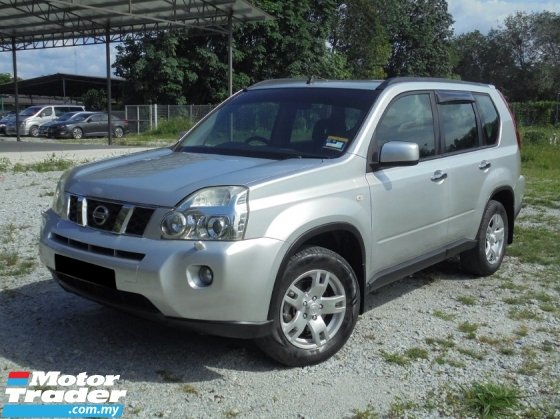 2011 NISSAN X-TRAIL  2.0 XTronicCVT 6Sp Facelift LikeNEW