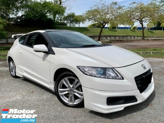 2012 HONDA CR-Z 1.5 HYBRID FULL BODY KIT 1 YEAR WARRANTY 1 OWNER