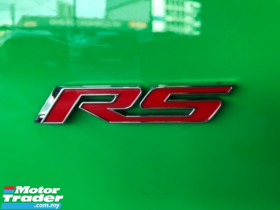 2017 CHEVROLET CAMARO 2.0 RS RHD RALLY SPORTS