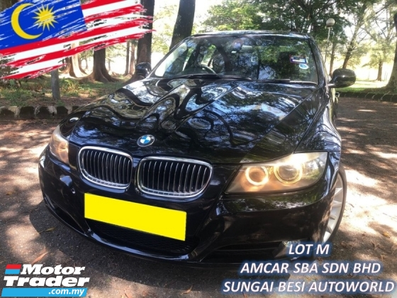 2011 BMW 3 SERIES 323I EXCLUSIVE ELITE FACELIFT 2.5 (A) SPORT 1 OWN