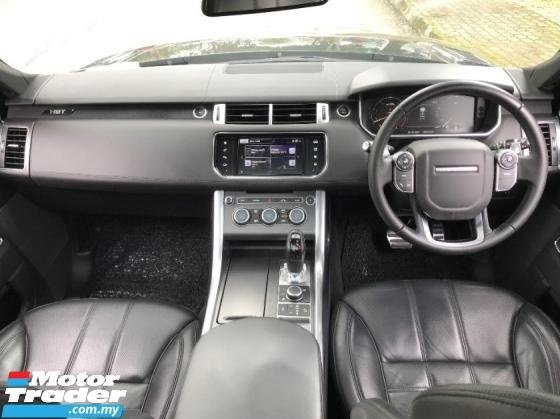 2017 LAND ROVER RANGE ROVER SPORT 3.0 HST AUTOSIDE STEP BREMBO CALIPER HIGH SPEC UK NEW UNREG