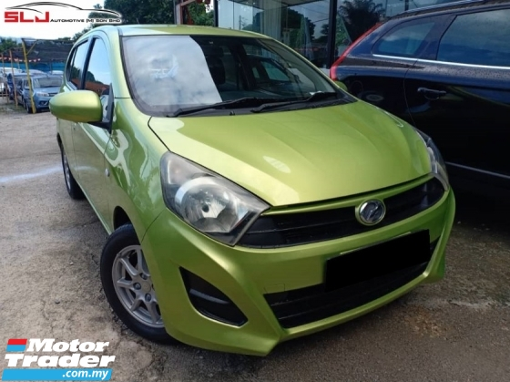 2016 PERODUA AXIA G SPEC VERY GOOD CONDITION VIEW TO BELIEVE