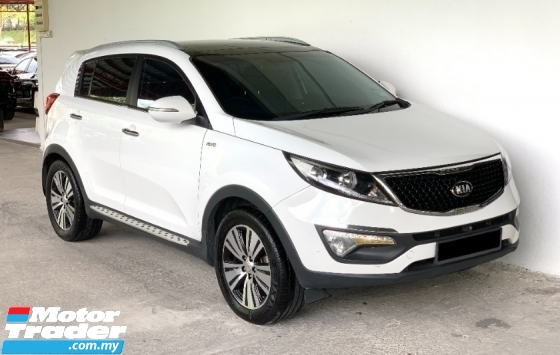 2014 KIA SPORTAGE 2.0 (A) Facelift P/Roof High Spec