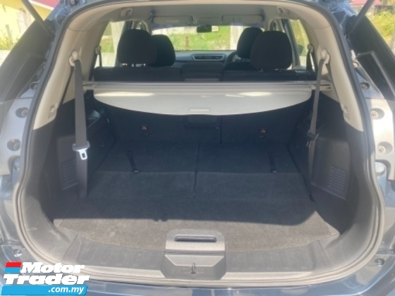 2015 NISSAN X-TRAIL 2.0 (A) FULL SERVICE RECORD GOOD CONDITION