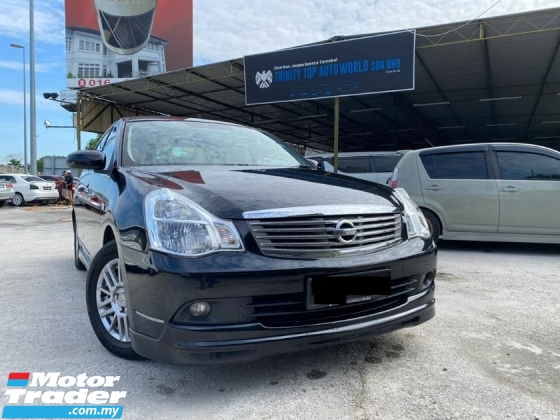 2010 NISSAN SYLPHY 2.0L X-CVT LUXURY GOOD CONDITION