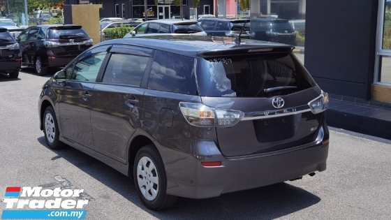 2017 TOYOTA WISH 2017 TOYOTA WISH 1.8 X JAPAN SPEC CAR SELLING PRICE ONLY ( RM 92800.00 NEGO )