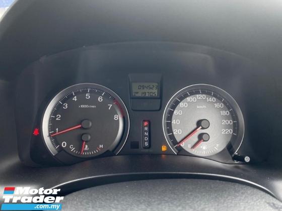 2011 HONDA STREAM 1.8 I-VTEC RSZ SUNROOF FULL SPEC
