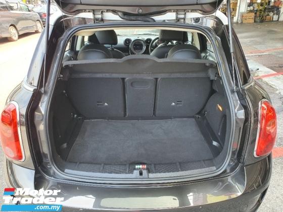 2015 MINI Countryman 1.6 S (A) 1 Owner *2 Years GMR Warranty*
