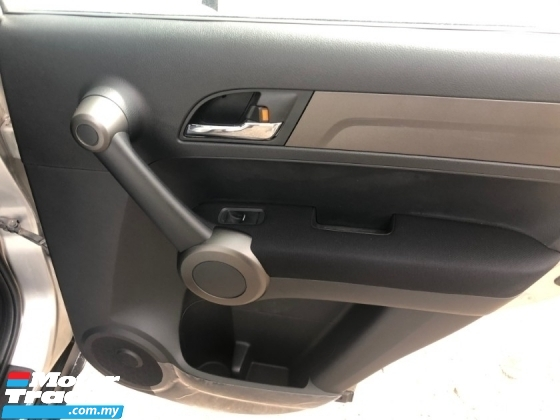 2011 HONDA CR-V 2.0 i-VTEC NEW FACELIFT (A) MODULO 1 OWNER