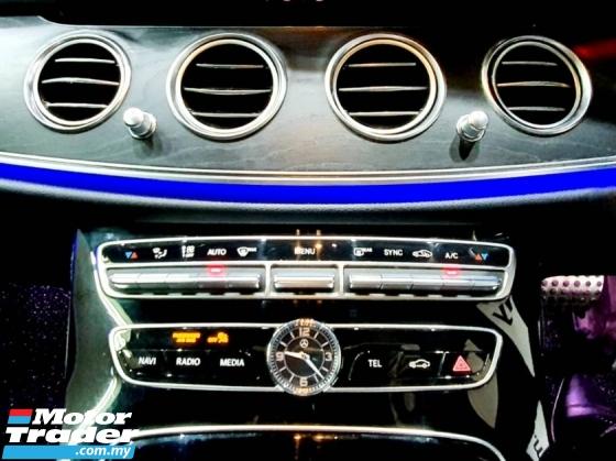 2017 MERCEDES-BENZ E-CLASS E220D WAGON AMG LINE UNREG