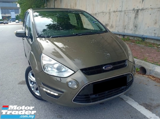 2012 FORD S-MAX 2.0 ECOBOOST BEST HANDLING AND POWER MPV TO DRIVE