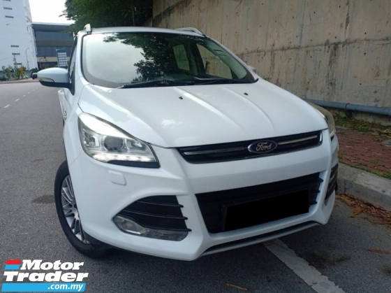 2013 FORD KUGA 1.6 ECOBOOST POWERFUL TURBO ENGINE LOAN EASY GET