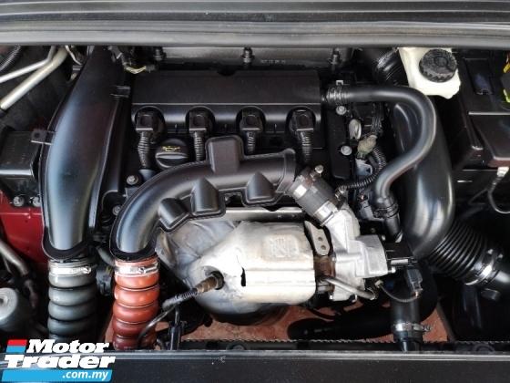 2012 PEUGEOT 308 1.6 (A) Turbo Panoramic Full Spec
