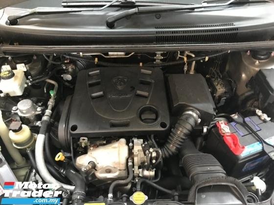 2015 PROTON EXORA 2015 Proton Exora 1.6 Turbo BOLD Premium CFE (A) 1 LADY OWNER FULL LEATHER SEAT