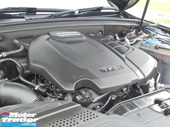 2014 AUDI A4 1.8 TFSI S-Line P/Shift Facelift LikeNEW