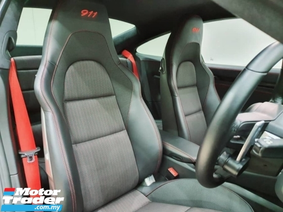 2018 PORSCHE 911 3.0 CARRERA T PDLS BOSE UNREG