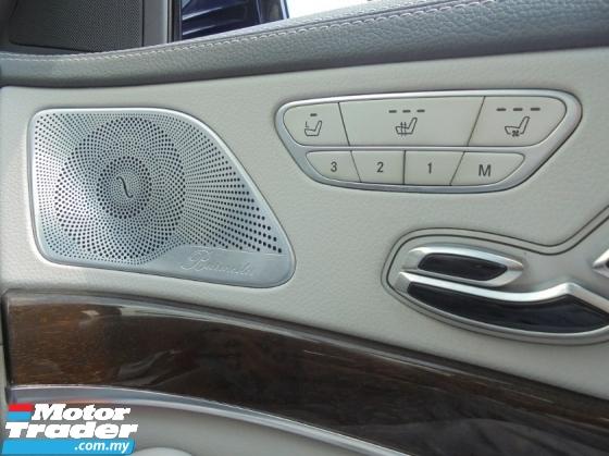 2014 MERCEDES-BENZ S-CLASS S400 L HYBRID 3.5 W222 7G (FullSpec)