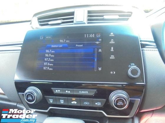2019 HONDA CR-V CR-V 1.5 TC-P 4WD FSR30kKM byHonda 5YrsWrnty
