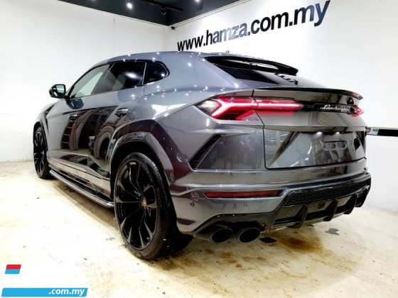 2018 LAMBORGHINI URUS 4.0 B&O REAR TV P/ROOF UNREG