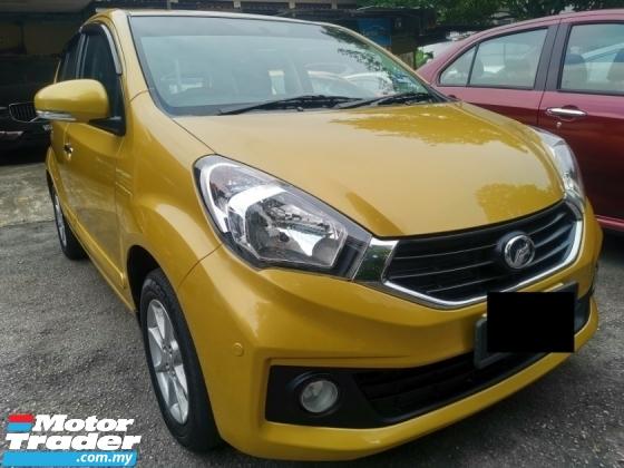 2015 PERODUA MYVI 2015 Perodua MYVI 1.3 PREMIUM X FACELIFT (A) 1 LADY OWNER