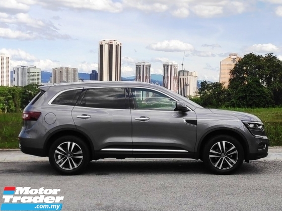 2020 RENAULT KOLEOS 2WD & Signature Preowned_New from RM122,000*