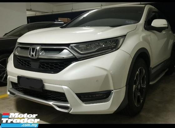 2019 HONDA CR-V 1.5 TC-P 2WD