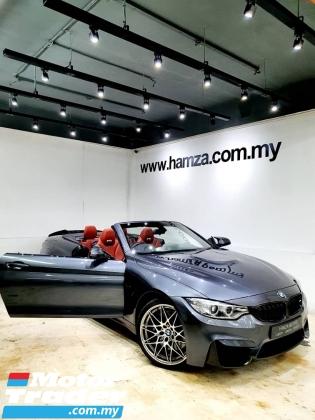 2016 BMW M4 Convertible 425HP