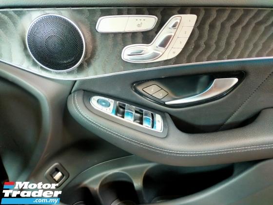 2019 MERCEDES-BENZ GLC 250 MERCEDES GLC250 COUPE AMG PREMIUM