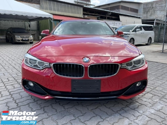 2015 BMW 4 SERIES 420I COUPE 2.0 $ PRICE NEGOTIABLE $