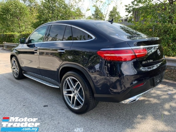 2016 MERCEDES-BENZ GLE 350D COUPE 3.0 $ PRICE NEGOTIABLE $