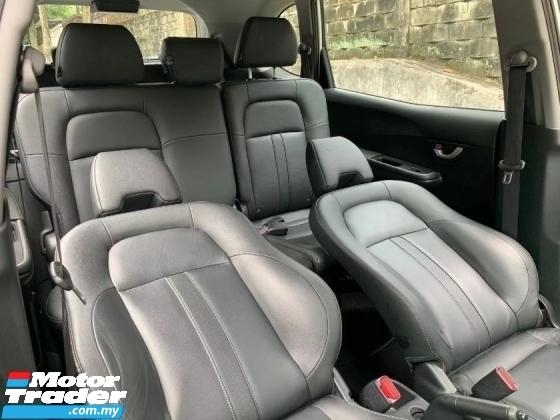 2017 HONDA BR-V 1.5 V (A) FULL LEATHER SEAT 1 OWNER