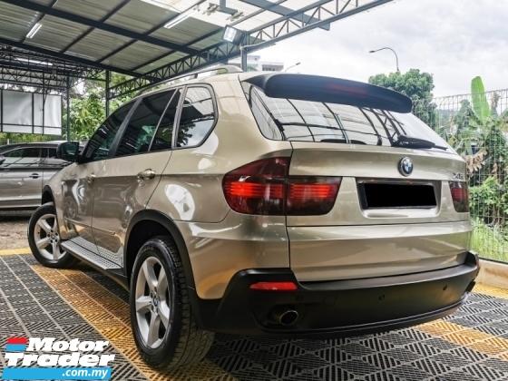 2007 BMW X5 Bmw X5 3.0 CBU PETROL PANORAMIC ROOF 7Seat WRRANTY
