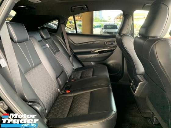 2018 TOYOTA HARRIER 2.0 Facelift Unreg PanRoof Android 4Cam 10kMil 4.5