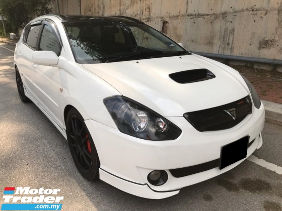 2003 TOYOTA CALDINA 2.0 GT-4 AWD POWERFUL TURBO ENGINE NO REPAIR NEED!
