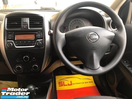2015 NISSAN ALMERA 1.5 E CONDITIONS 9/10 LOAN CAN ARRANGE
