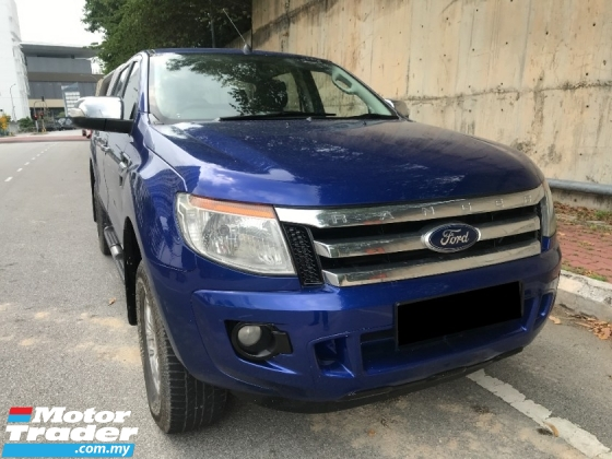 2014 FORD RANGER 2.2 XLT MANUAL SIAP FULL LOAN SETTLE FOR YOU