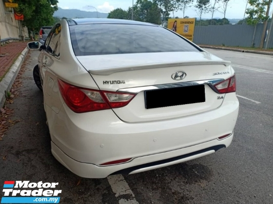2011 HYUNDAI SONATA 2.4GLS WELL MAINTAIN BIG & POWERFUL  FAMILY SEDAN