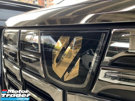 2016 TOYOTA ALPHARD 2.5TYPE BLACK Gold Edition Android Alpine PCS 4Cam
