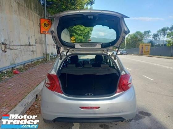 2016 PEUGEOT 208 1.6 VTI EUROPEAN CAR OF THE YEAR