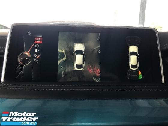 2015 BMW X6 M Sport 3.0 Twin Turbo Full Spec 360 Camera HUD Harman Kardon Sun Roof Full LED PC LDA BSM PA Unreg
